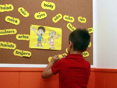 El Inglés en la Etapa de educación Infantil ( 0-3 años)